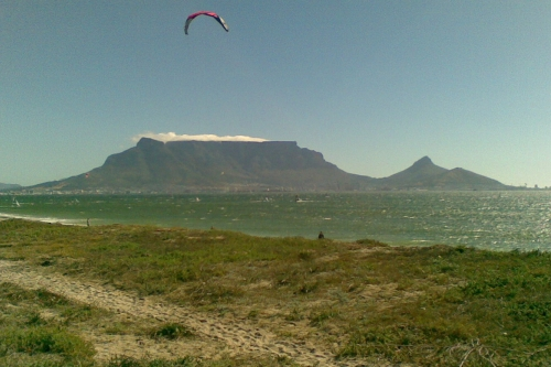 Kiteboarders at the Beach - Part 2