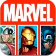 View the Marvel Comics app for iPhone and iPad in the Apple app store
