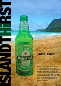 Island Thirst Ad