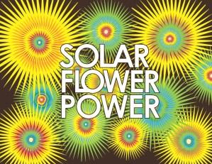 Solar Flower Power