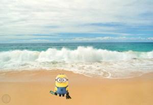Beach Minion