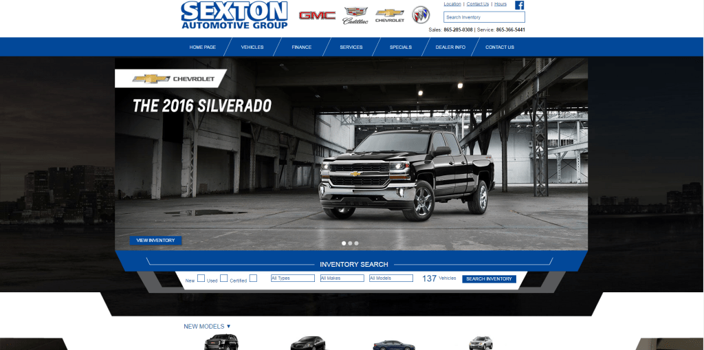 Sexton Automotive Group (After) 1.1
