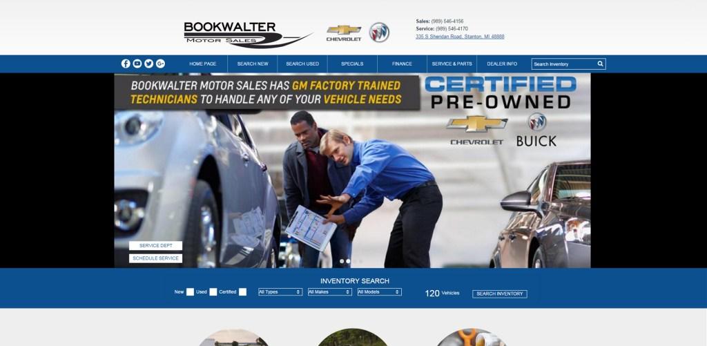 Bookwalter Motor Sales