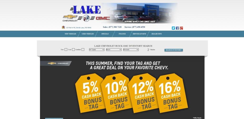 Lake Motor, Featured