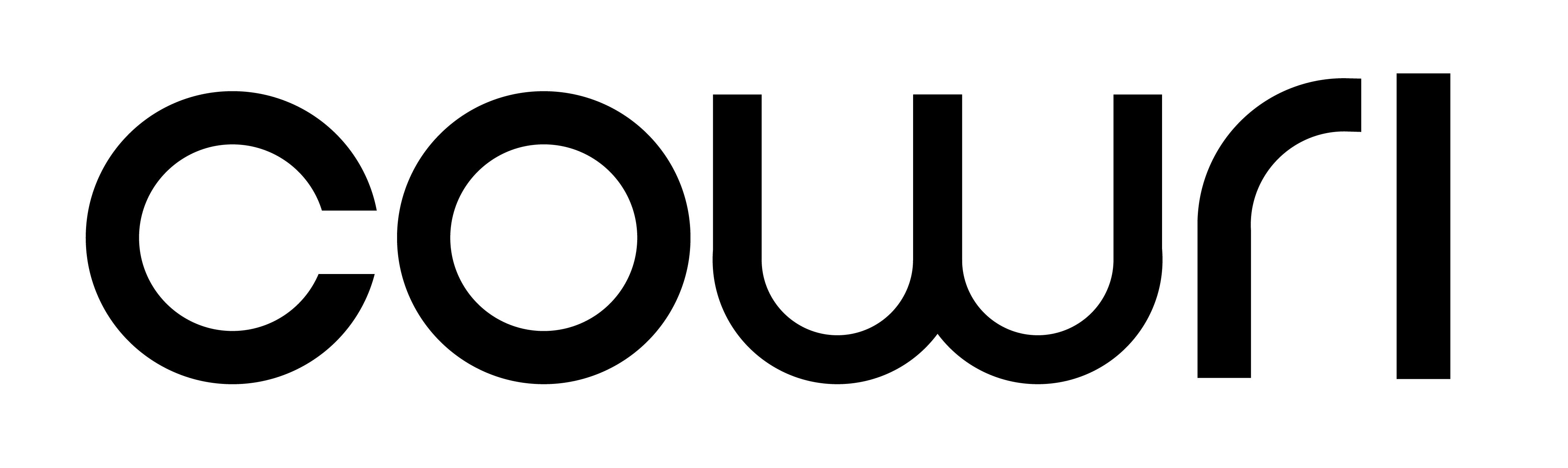 Cowri Typographic Logo