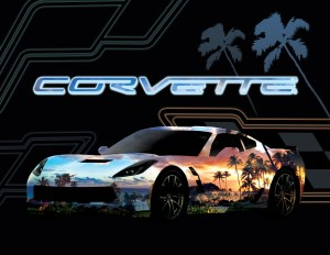 808 Corvette