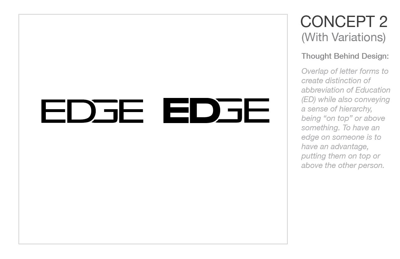 EDGE Logo Concept 2