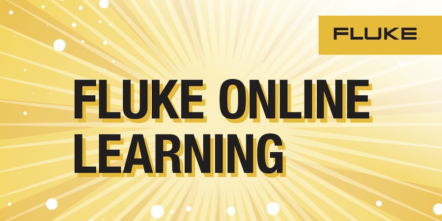 Fluke Day 2017 Fluke Online Learning 2x4 ft banner