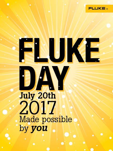 Fluke Day 2017 eNewsletter Promo
