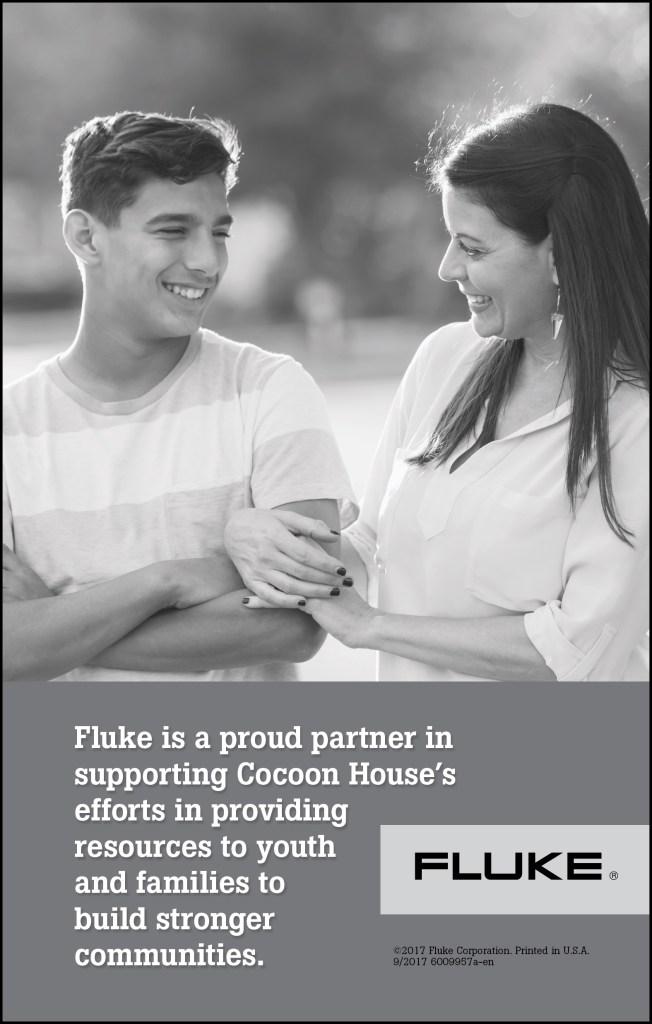 Cocoon House Fluke Ad 2017