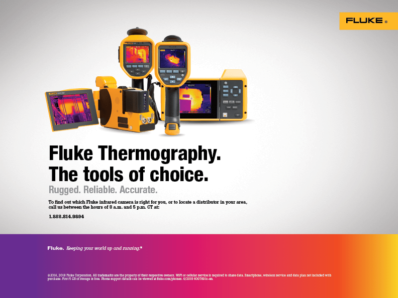 Fluke Thermography Buyers' Guide