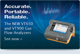 Fluke Biomedical New Product, VT650/VT900 Launch Internal Web Banners