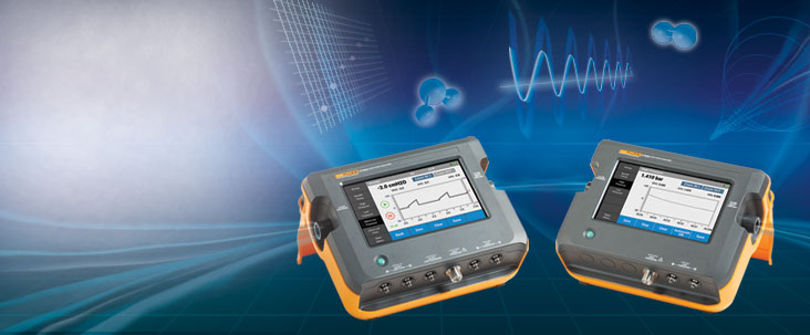 Fluke Biomedical New Product, VT650/VT900 Launch Internal Web Banners