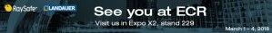 Fluke Biomedical ECR Web Banners