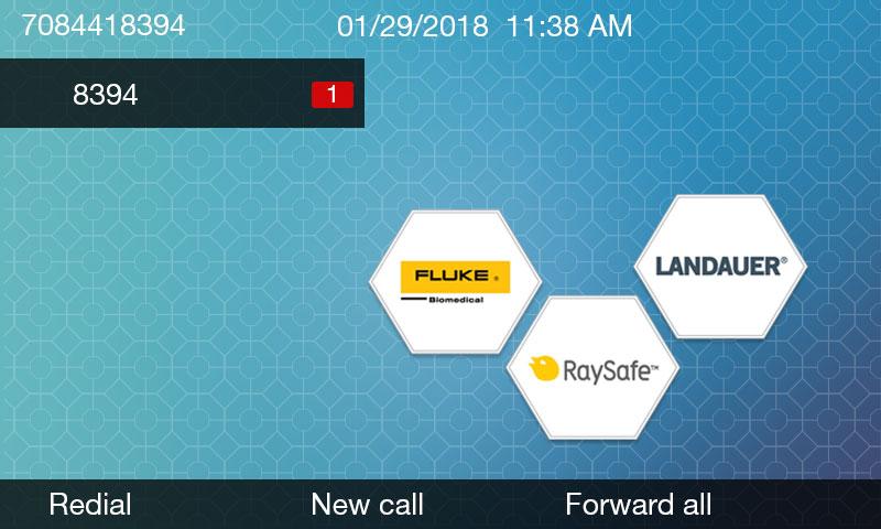 Fluke Biomedical Phone Screen Background