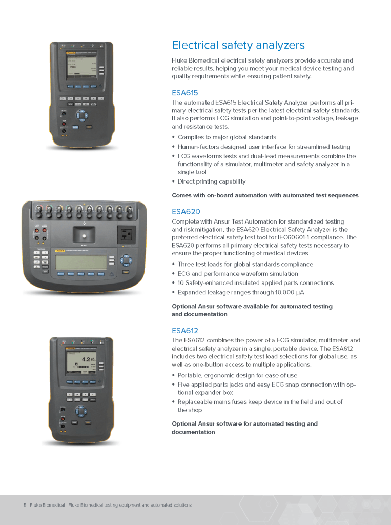 Automation Lineup Brochure
