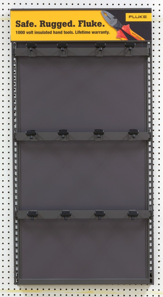 Insulated Hand Tools Wall Display
