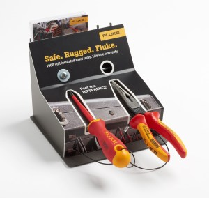 Insulated Hand Tools In-Store Interactive Display