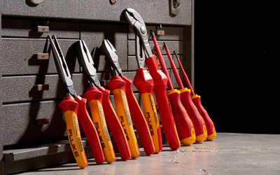 Fluke Insulated Hand Tools Campaign