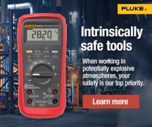 Fluke Intrinsically Safe Tools Web Banners
