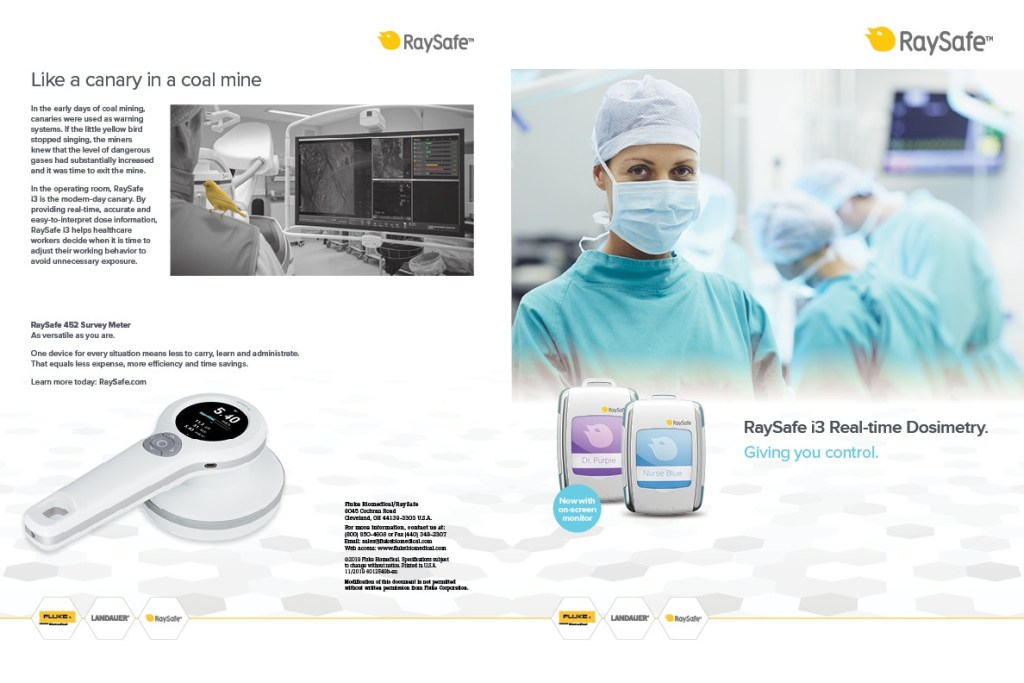 RaySafe i3 Brochure