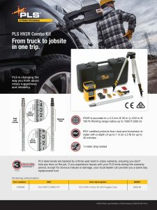 PLS HV2R Combo Kit Sales Flyer