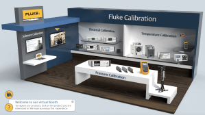 Fluke Calibration NCSLI Virtual Trade Show Booth 2020