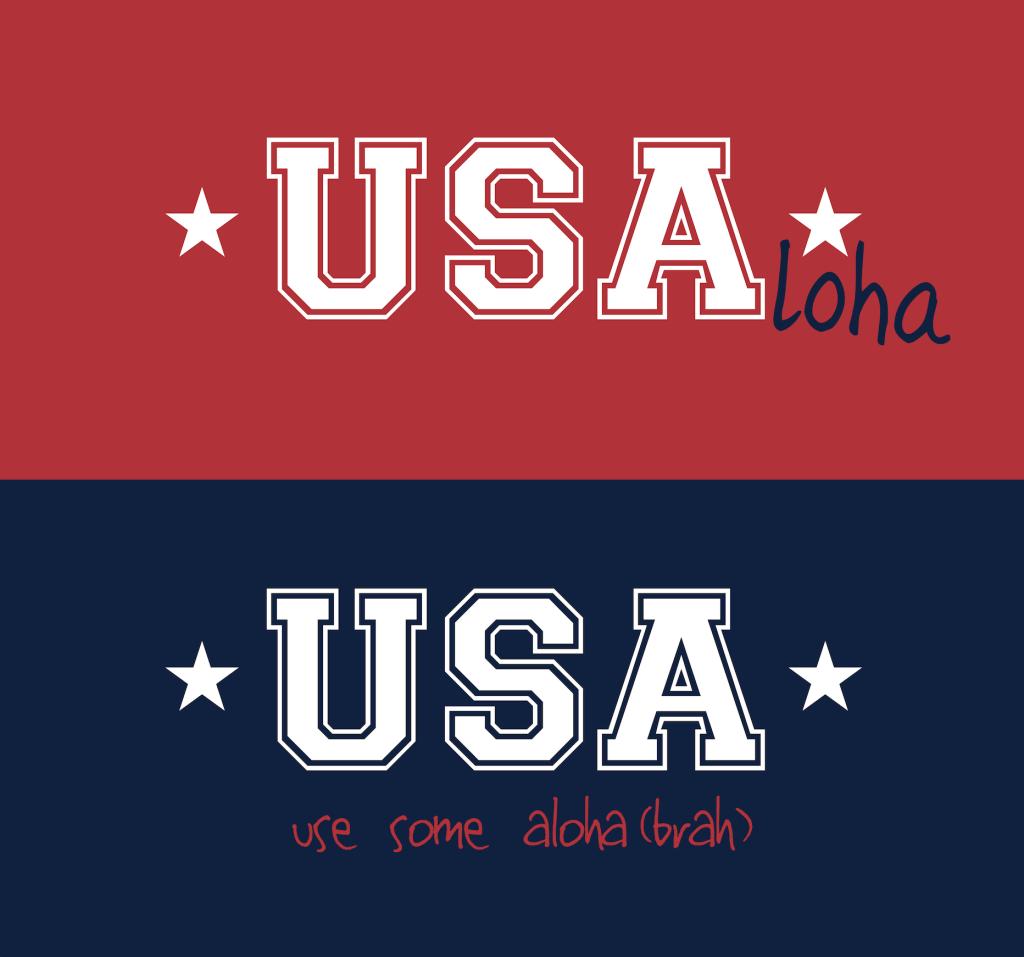 USAloha Friday