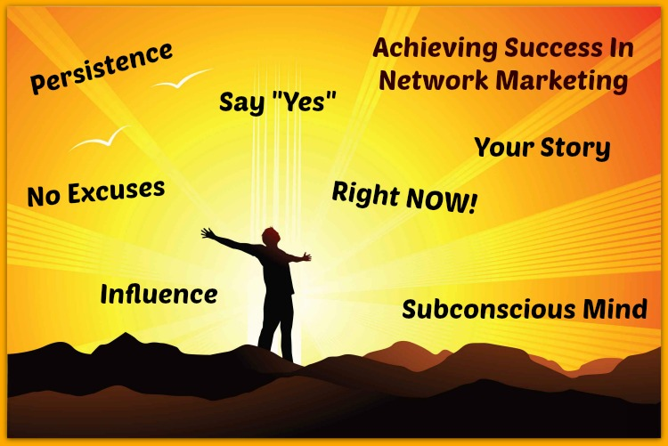 success in MLM