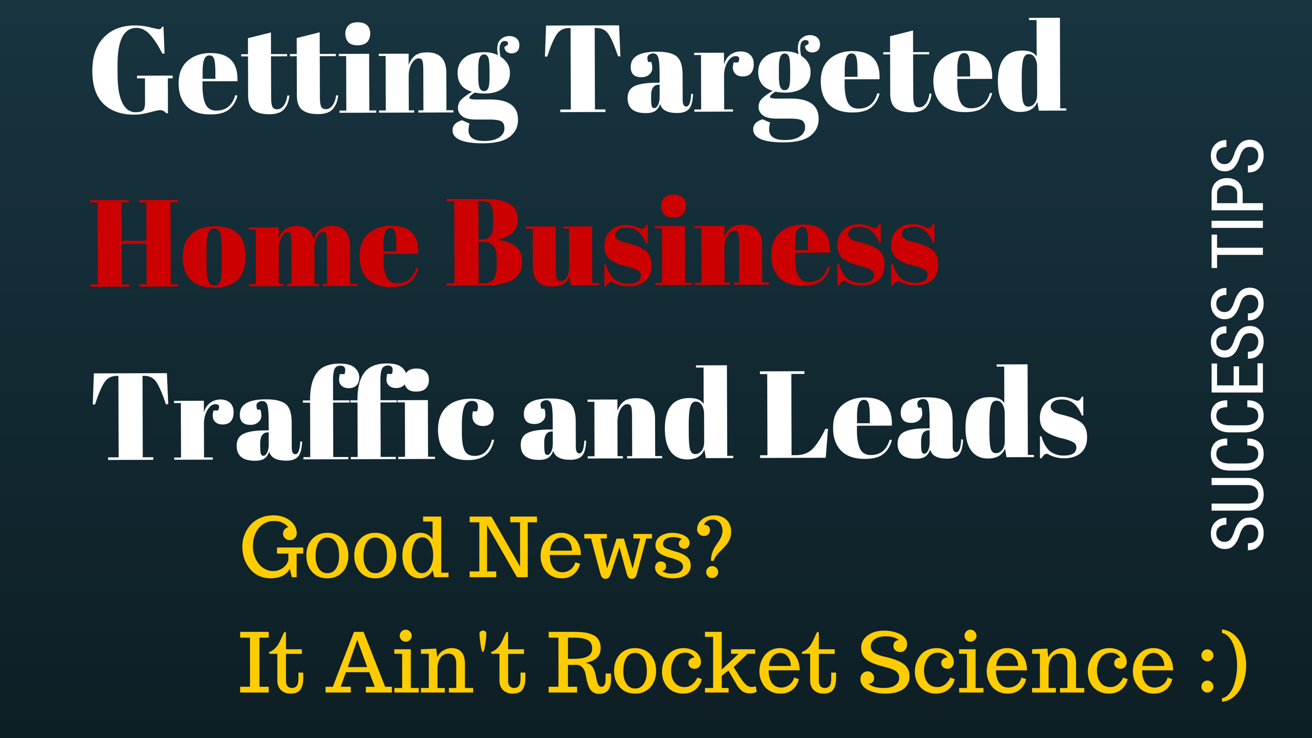 How To Get Traffic and Leads