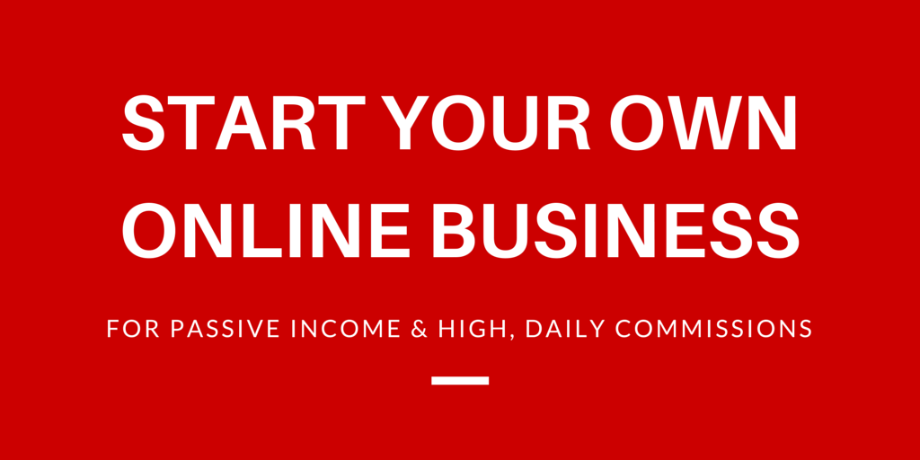 how to start your own online business and make money