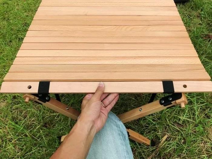 ハイランダーロールトップテーブル2