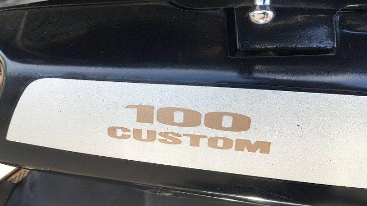 【分解整備】《タイカブ100 HA06 型》シリンダーヘッド 流用 各部サイズ