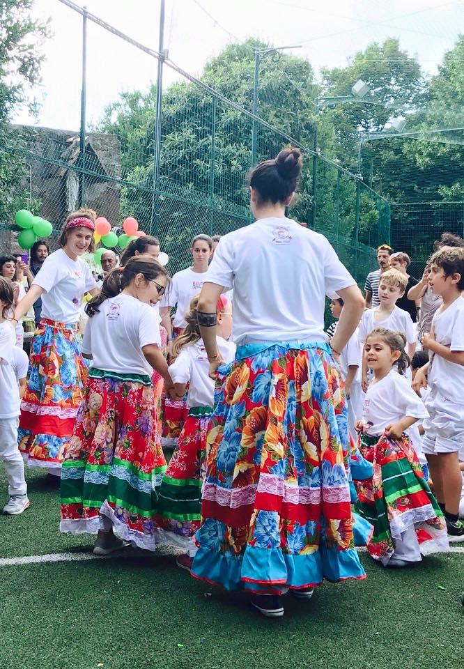 IV FESTIVAL INTERNACIONAL MATUMBÉ CAPOEIRA ROMA 2017