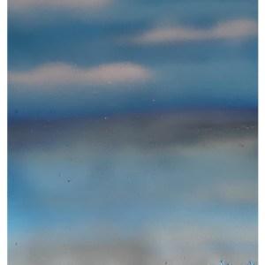 "Poster Format A3 "" Entre ciel et mer "" Disponible"