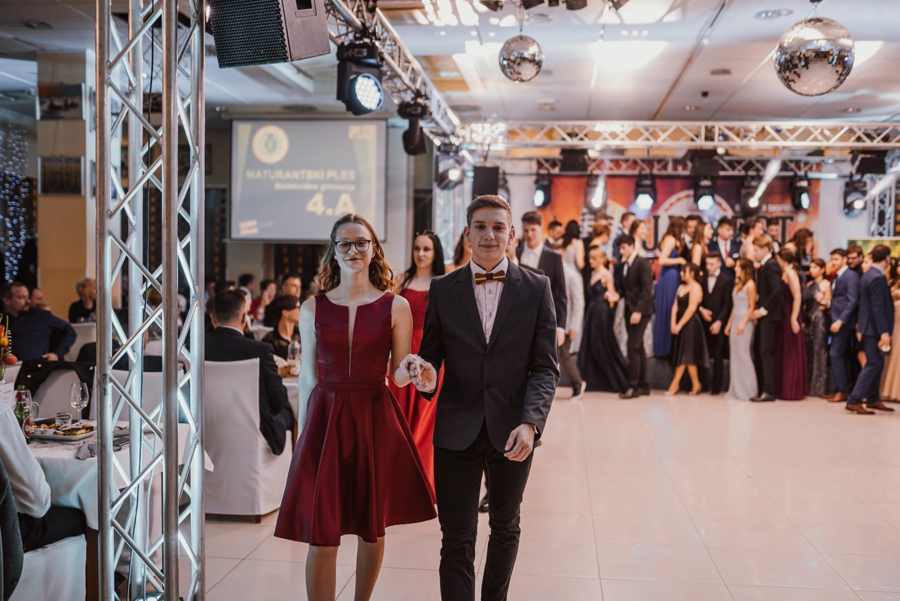 Gospodarsko razstavisce Ljubljana fotograf maturantski ples 29