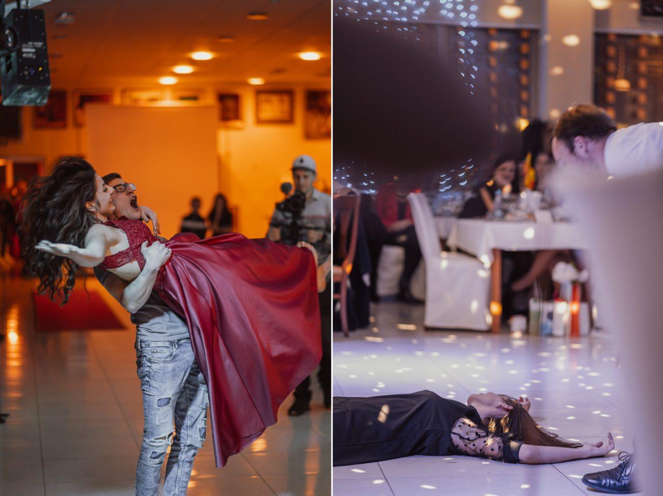 Gospodarsko razstavisce Ljubljana fotograf maturantski ples 78
