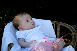 Life with a young baby is so full on - it's hard to imagine life ever getting easier!