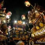 富士宮まつり 富士山の麓の山車祭り