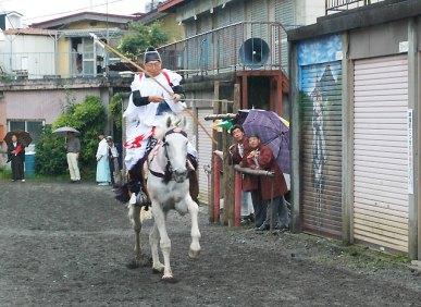 小室浅間神社流鏑馬祭