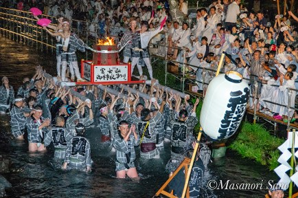 令和元年富士山御神火まつり