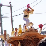 岸和田だんじり祭見学 令和元年9月15日