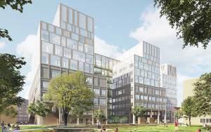 Malmö Healthcare Building
