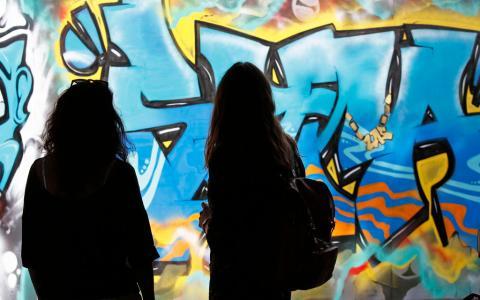 Unyon / Arts de rue / Nyon / Crédit: Céline Reuille/Quotidien de La Côte