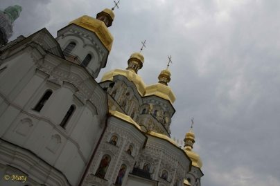 Pecherska Lavra Monastery from another angle
