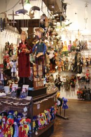 On every corner there are stores offering souvenirs - I am pretty much sure that there is something for everyone!