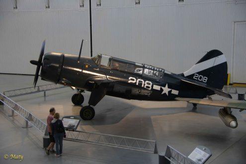 Curtiss SB2C-S Helldiver