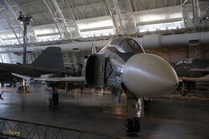 McDonnell F-4S Phantom II from its nose