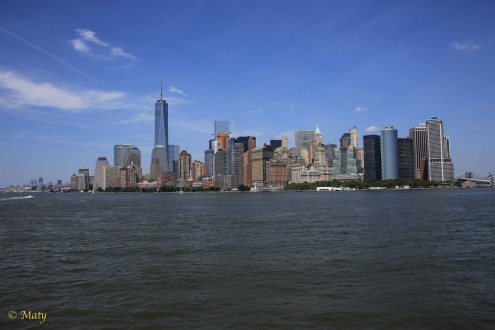 and here is sweet view for you - Manhattan - there are 101 high risers which are 183 meter or taller
