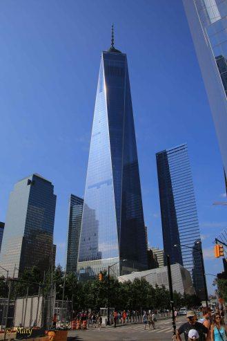 One World Trade Center - vic ground zero - former WTC